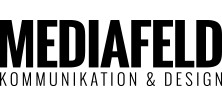 MEDIAFELD – Kommunikation & Design